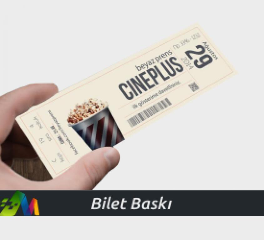 Bilet Baskısı