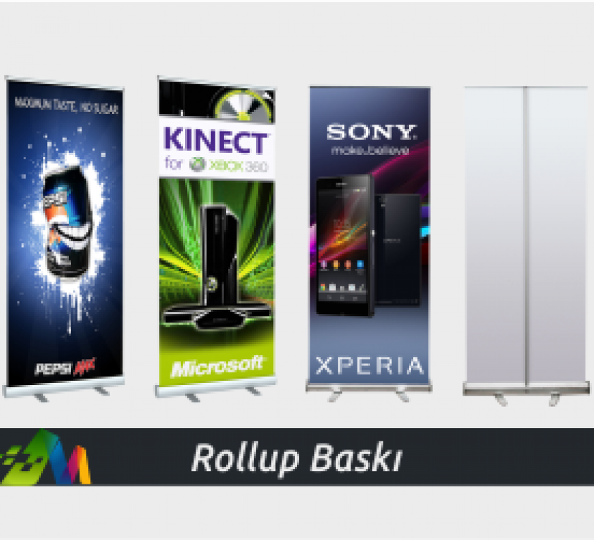Roll – Up Baskısı