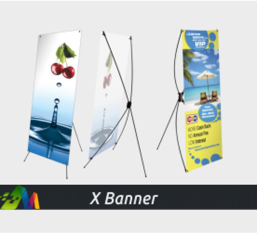 X – Banner