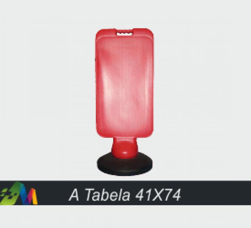 A Tabela 41X74