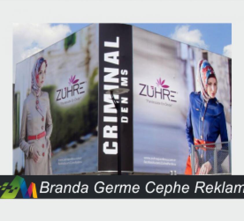 Branda Germe Cephe Reklam